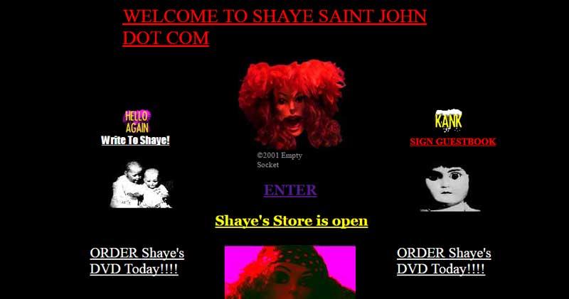 Shaye Saint John