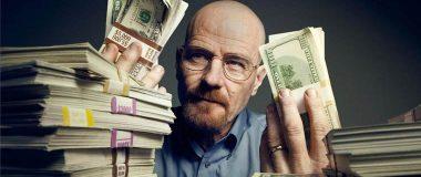 Money flipping scam