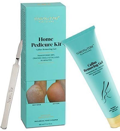 Home Pedicure kit for callus